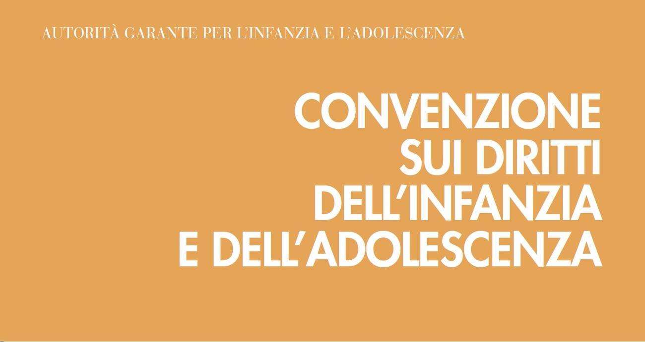 Convenzione internazionale dei diritti dell'infanzia, Rovereto 1989-2019
