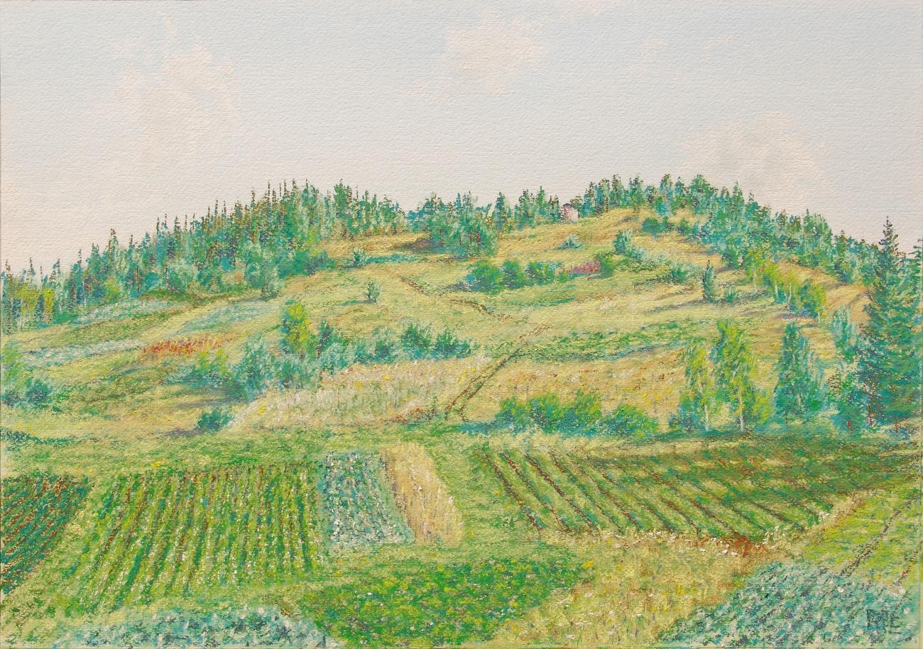 Mostra di pittura di Ruurd Pieter Reelick