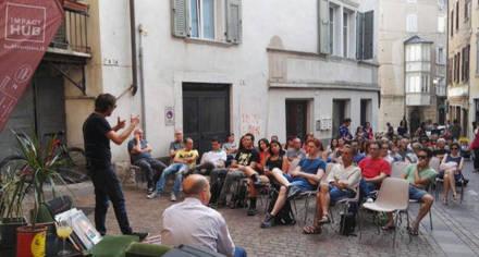 Salotti Allaperto : Salotti urbani calendario eventi culturali cultura vivi la